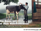 Commercial for Swiss Farmers Association/ Dir.: Bettina Oberli/ Cinematography: Michael Saxer/ Editing: Claudio Cea/ Production Company: Shining Pictures/ www.shining.ch